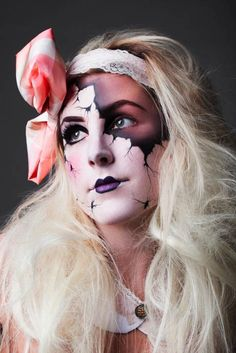 broken doll... awesome!