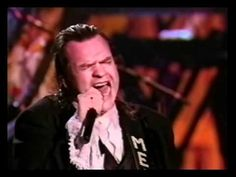 Meat Loaf -  Life Is A Lemon (1993)  Meat's backup singer is SMOKING HOT and the band really kicks this song!!