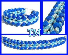Zora Paracord Bracelet by ThrowinWristicuffs on Etsy, $7.00