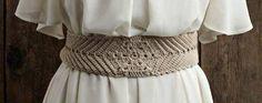Belt crochet pattern