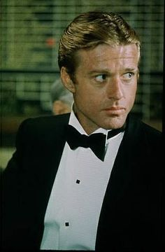 Robert Redford in George Roy Hill's The Sting distibuted by Universal Pictures - 1973