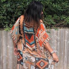 Make this super cute diy poncho out of old scarfs, for more cool projects like this click the link in the bio #diy #crafts #fun #cute #diyideas #crafty #diyprojectsforteens #diyproject #craft #projects #teens #hi #swag #teenagers #creative #project #awesome #art #artsy