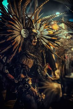 """""""Aztec Dancer"""" by Fito Pardo (on 500px)."""