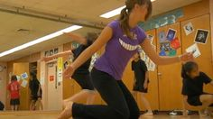 See how you can incorporate dance into your other lessons. This video shows dance being brought into a social studies lesson to reinforce concepts. Learn why it is important to use different teaching techniques for students.