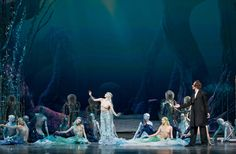 The Finnish National Opera and Finnish National Ballet both operate out of the same venue in Helsinki, and have a packed season every year.