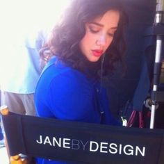 Jane By Design -this character,Jane is so inspirational.