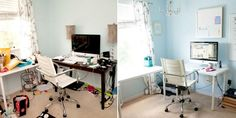 The scene: A few messy rooms. The players: A few daring lifestyle bloggers. The results: So tidy!