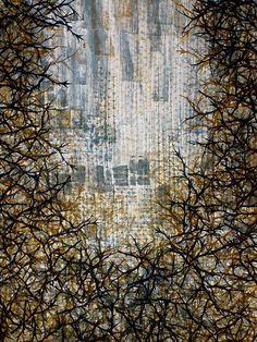 Leslie Morgan May Mourning Leslie Morgan: Abstract dialogues and personal symbolism
