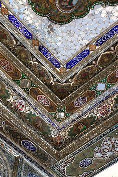 """Casa di Qavam (o """"Narenjestan_e_ Ghavam"""")  Shiraz - Iran"""