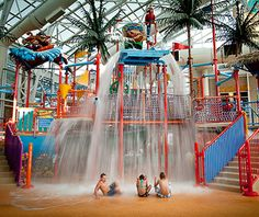 Need somewhere fun to take the kiddos over winter break? WaTiki Water Park in Rapid City is the perfect spot!