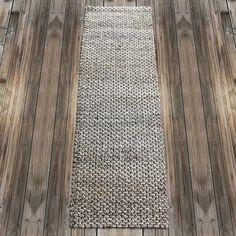 natural chunky jute rug | dunelm £35 80x150cm | accessories + soft