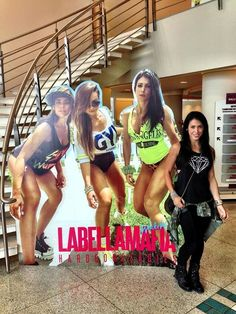 Bella #Falconi unveils her #Summer2014 Collection