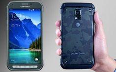 La versione rugged di Samsung Galaxy S5 arriva in Europa