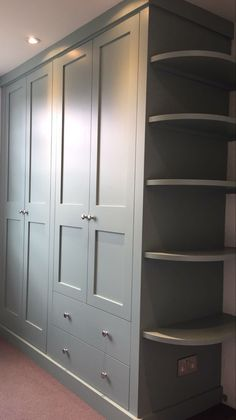 Bespoke fitted wardrobes and cupboards Built In Wardrobe Ideas Alcove, Bedroom Built In Wardrobe, Wardrobe Wall, Bedroom Built Ins, Wardrobe Drawers, Wardrobes For Bedrooms, Bedroom Alcove, Fitted Wardrobe Interiors, Wardrobe Interior Design