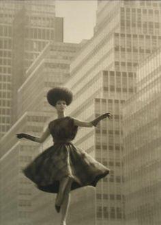 Photo by Horst P. Horst, 1962