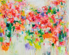 Arte abstracto impresión Giclee original abstractos por siiso