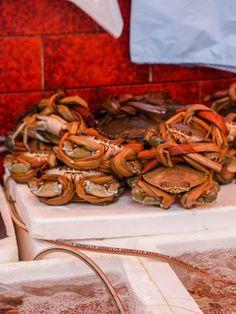 Hong Kong Fishmarket Hong Kong, Food And Drink, Beauty