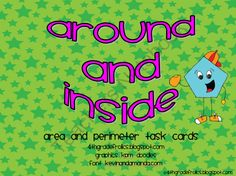 Around and Inside from 4th Grade Frolics on TeachersNotebook.com -  (6 pages)