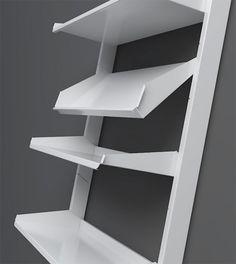 Totem shelf, prodotto da Talin spa  di officina41 Bookcase, Furniture Design, Shelf, Spa, Designers, Design Inspiration, Studio, Projects, Home Decor