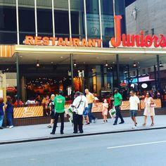I must say #juniors is always a good idea #TimesSquare #brooklyn #cheesecake #nycrestaurants #insta_food #newyork_ig #nyceats #newyork_instagram #food52 #eeeeeeats