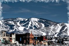 Steamboat Springs. Colorado: aka home sweet home.