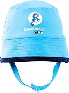 Other Fins Footwear and Gloves 159147: Cressi U.S.A. Ush010102b Babaloo Baby Infant Protective Soft Beach Hat BUY IT NOW ONLY: $35.52