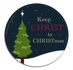 Google Image Result for http://site.bumperstickermagnet.com/googleimages/keep-christ-in-christmas-magnet.jpg