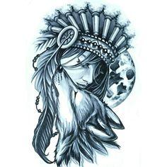 Skin Evolution Tattoo Konomi Tattoo - Coloring Page Ideas Wolf Tattoos, Tattoos 3d, Kunst Tattoos, Body Art Tattoos, Sleeve Tattoos, Evolution Tattoo, Native American Tattoos, Native Tattoos, Tattoo Girls