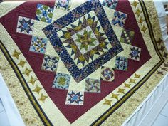 Caledonia Quilter First Ladies Quilt And 2015 Ufo Challenge