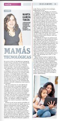 Mamás tecnológicas