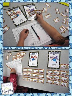 """Working with syllables -tion &-ture with a little help from Action Al and Adventure Ed! Movie genre themed centers and a """"feature presentation"""" writing craft! Word Work Activities, Literacy Activities, Literacy Centers, Teaching Kindergarten, Teaching Reading, Teaching Ideas, Learning, Officer Buckle And Gloria, Persuasive Writing"""