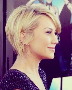 Blonde Layered Haircuts for Short Hair