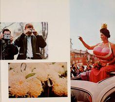 Athena Yearbook, 1967. Ohio University Homecoming Parade, Fall 1966. :: Ohio University Archives