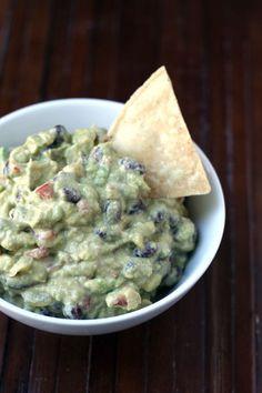 Hummus Guacamole Dip