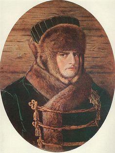 В.В. Верещагин. Наполеон в зимнем одеянии