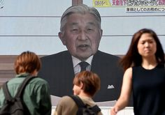 82 years old Japan emperor Akihito who rarely addresses to the public and is expected to leave the throne due to health problems gave his speech…