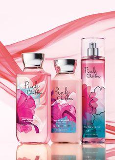 Everything's prettier in #PinkChiffon! #dailytrio