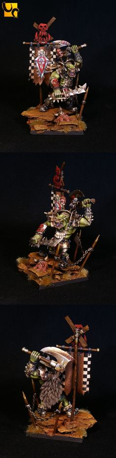 Orc Warboss