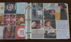 Project Life Tuesday #scrapbooking #projectlife #memorykeeping @JessicaNTurner