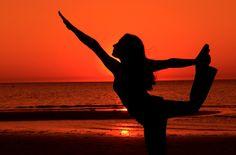 #LL @LUFELIVE #thepursuitofprogression Yoga on the Beach