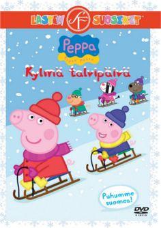 Pipsa Possu: Kylmä talvipäivä dvd. Kylmänä talvipäivänä voi harrastaa vaikka mitä, kunhan muistaa pukeutua lämpimästi. Lähdemme pulkkamäkeen, teemme lumipalloja ison kasan ja lumiukkokin on kohta valmis.