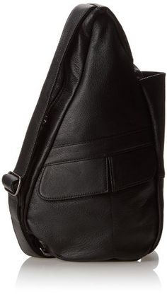 AmeriBag Classic Leather Healthy Back Bag X-Small