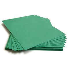 8.5 x 11 Teal Plantable Seed Paper