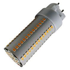 High power 20W G12 led corn light 2400LM G12 led lamp replace 75W Metal halide…