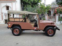 1960 CJ-6 Jeep - Photo submitted by Agha Mohd Qasim Abulullai.