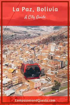 We don't pretend to be experts on this Bolivian hot spot, but we hope the information provided in this La Paz city guide helps you enjoy it as we did. Advertising Signs, Bolivia, Public Transport, The Locals, South America, Peru, Night Life, City Photo, Tours
