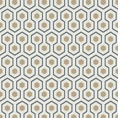 Buy Cole & Son Contemporary Restyled Hicks´ Hexagon Wallpaper online with Houseology's Price Promise. Full Cole & Son collection with UK & International shipping. Cream Wallpaper, Wallpaper Maker, Luxury Wallpaper, Contemporary Wallpaper, Wallpaper Direct, Wallpaper Online, Of Wallpaper, Designer Wallpaper, Pattern Wallpaper