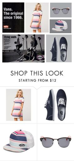 """""""Since 1966"""" by scrookshanks on Polyvore featuring Vans"""