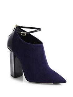 Jimmy Choo - Vanish Suede Ankle Boots