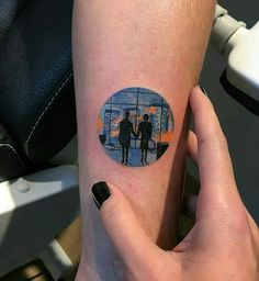 tattoo and fight club image